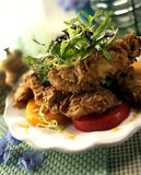 Fried Chicken Tender Royalty Free Stock Images
