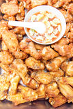 Fried Chicken Thai Food Styles Foto de Stock