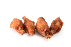 Fried Chicken Wings Foto de archivo