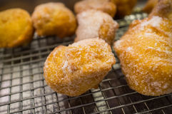 Fried Chinese Doughnuts Foto de Stock Royalty Free