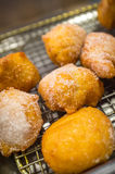 Fried Chinese Doughnuts Immagini Stock