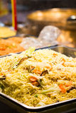 Fried chinese noodle Royalty Free Stock Image