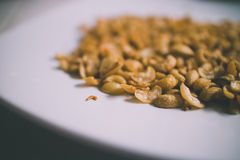 Fried cowpea Royalty Free Stock Photography