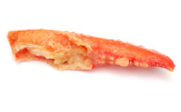 Fried Crab Claw. A deep Fried Crab Claw meal Royalty Free Stock Photos