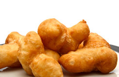 Fried Crullers Stock Photography