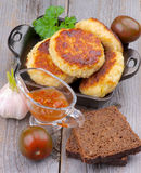 Fried Cutlets Royalty Free Stock Image