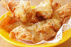 Fried dimsum Royalty Free Stock Image