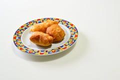 Fried Dough Stick profundo y x28; PA Tong Go y x29; Imagenes de archivo