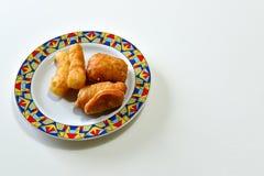 Fried Dough Stick profundo y x28; PA Tong Go y x29; Fotografía de archivo