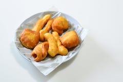 Fried Dough Stick profundo y x28; PA Tong Go y x29; Fotos de archivo