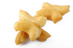 Fried doughstick Stock Photo