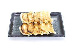 Fried Dumpling fotografia de stock
