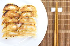 Fried Dumpling fotografia de stock royalty free