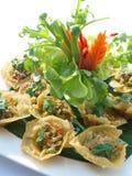 Fried dumpling Royalty Free Stock Photo