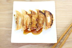 Fried Dumpling Royalty Free Stock Images