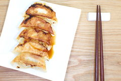 Fried Dumpling Royalty Free Stock Photos