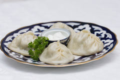 Fried Dumplings Stock Images