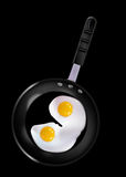 FRIED EGG Stock Images