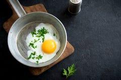 Fried Egg Fotos de archivo