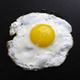 Fried egg Royalty Free Stock Image
