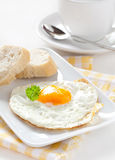 Fried egg Royalty Free Stock Photos