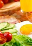 Fried egg Royalty Free Stock Photo