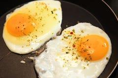 Fried Egg Fotos de archivo libres de regalías