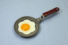 Fried Egg Imagem de Stock Royalty Free