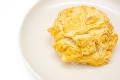 Fried Egg Image libre de droits
