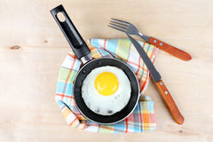 Fried Egg Image stock