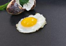 Fried Egg fotografia de stock royalty free