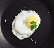 Fried Egg Lizenzfreie Stockbilder
