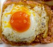 Fried Egg Fotos de Stock
