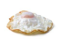 Fried egg isolated Stock Photos