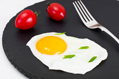 Fried Egg Omelette Stockbilder