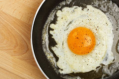 Fried egg Royalty Free Stock Photography