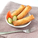 Fried Egg Rolls Royalty Free Stock Photo