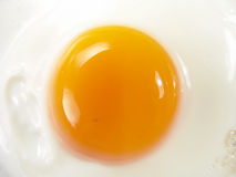 Fried Egg Sunny Side Up Royalty Free Stock Images