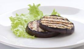 Fried eggplant Royalty Free Stock Image