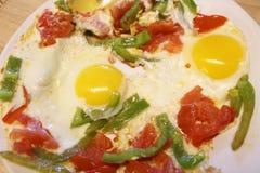Fried Eggs royalty-vrije stock fotografie