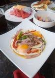 Fried Eggs Photos stock