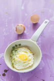 Fried Eggs Royalty-vrije Stock Afbeelding