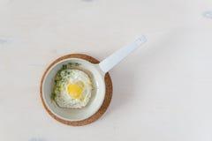 Fried Eggs Stock Afbeelding
