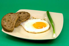 Fried eggs Royalty Free Stock Photography