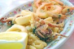 Fried fish 001 Stock Image