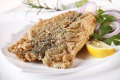 Fried fish Royalty Free Stock Photo