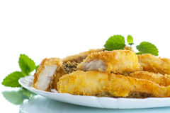 Free Fried Fish Royalty Free Stock Photography - 58381047