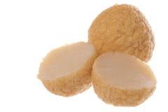 Fried Fish Balls Isolated Stock Image