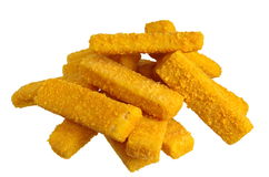 Fried fish finger Royalty Free Stock Images