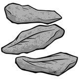 Fried Fish Illustration illustration de vecteur